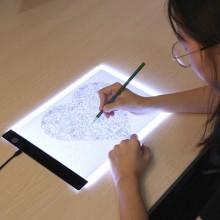 Графический планшет для рисования с экраном LED GFD-777