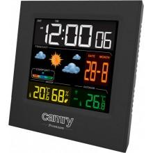 Часы метеостанция настольные Camry CR-1166 портативная метеостанция для дома SS-11