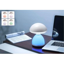 Лампа настольная светодиодная для школьника Mushroom 621-1 Настольная лампа LED для рабочего стола светодиодная для письменного стола
