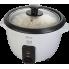 Рисоварка маленькая для дома 0,6 л. ECG RZ 060 Чехия 300 Вт