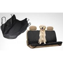Автогамак для собак PetZoom Loungee Накидка на сиденье автомобиля для перевозки собак (влагостойкая) (55773)