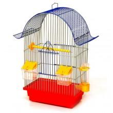 Клетка для волнистого попугая Лори Ретро 280х180х450 мм (окрашена) (8-655)