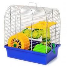 Клетка для крысы не больших размеров Бунгало 2 люкс из цинка (00021111536788)