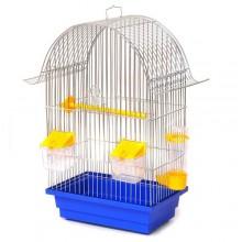 Клетка для волнистого попугая Ретро 280х180х450мм (цинк) (FD-57)