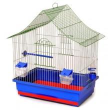 Клетка для волнистого попугая 470х300х540 Алиса (окрашена) (S-13)