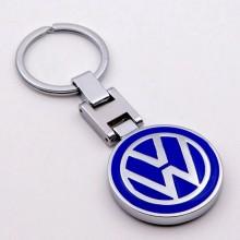 Брелок на ключи Фольксваген ZARYAD авто брелок с логотипом Volkswagen GF-49