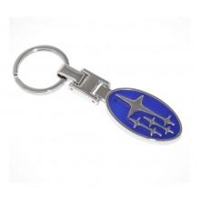 Брелок на ключи Субару ZARYAD авто брелок с логотипом Subaru GF-47