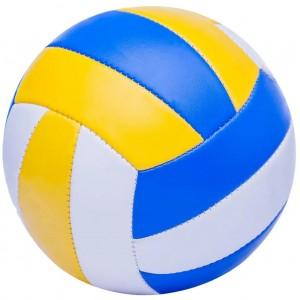 Волейбольный мяч игровой полиуретан 896-1с 3-мя слоями размер 5