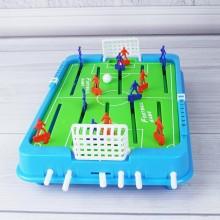 Настольная игра футбол для детей на 2 игрока ГОЛ настольный футбол мини YW-98