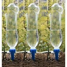 Автоматический капельный полив для растений Supretto набор автоматического полива универсальный комплект 12 шт SY-97