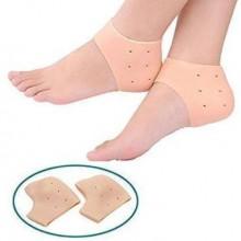 Силиконовая защита пятки Heel Anti-Crack Sets накладка на пятку от мозолей протектор пятки WS-987