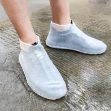 Бахилы многоразовые водонепроницаемые силиконовые чехлы для обуви размер  M 37-41 FD-55