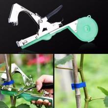Степлер для подвязки растений садовый усиленный Tapetool подвязка помидор винограда овощей и цветов FD-58