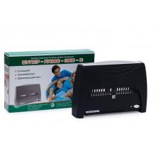 Воздухоочиститель ионизатор Супер-Плюс ЭКО-С черный (для дома) (5143278)
