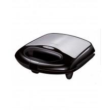 Сэндвич-тостер бутербродница MPM MOP-12M black Простая и надежная 750Вт Польша(GF-007)на 4 изделия