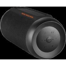Акустическая система Bluetooth колонка ECG BTS L1 black Водонепроницаемость Высокое качество звука Мощный усилитель Чехия (4307)