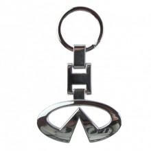 Брелок на ключи Инфинити  ZARYAD авто брелок с логотипом Infiniti GF-50