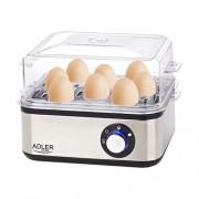 Яйцеварка Adler AD 4486 на 8 яиц 800 Вт Польша (DF-7732)