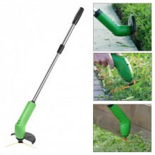 Триммер газонокосилка Zip Trim для сада ручная и беспроводная(G333)