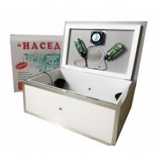 Инкубатор бытовой автоматический Наседка 54 Ламповый с автоматическим переворотом (13777)
