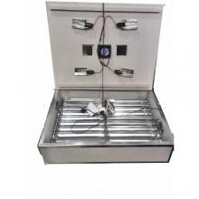 Инкубатор для яиц автоматический Наседка 140 Ламповый (554)