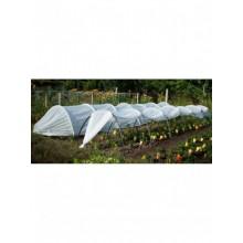 Парник для дачи Агро-Лидер из агроволокна плотность 42 (12 метров)
