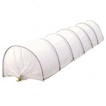 Парник для дачи Агро-Лидер из агроволокна плотность 50 (8 метров)