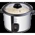 Рисоварка для дома ECG RZ 19 Чехия 700 Вт Нержавеющая сталь Защита от перегрева (512100)